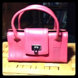 Pretty in PINK purse!